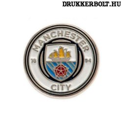 Manchester City kitűző / jelvény / nyakkendőtű - eredeti klubtermék!!!