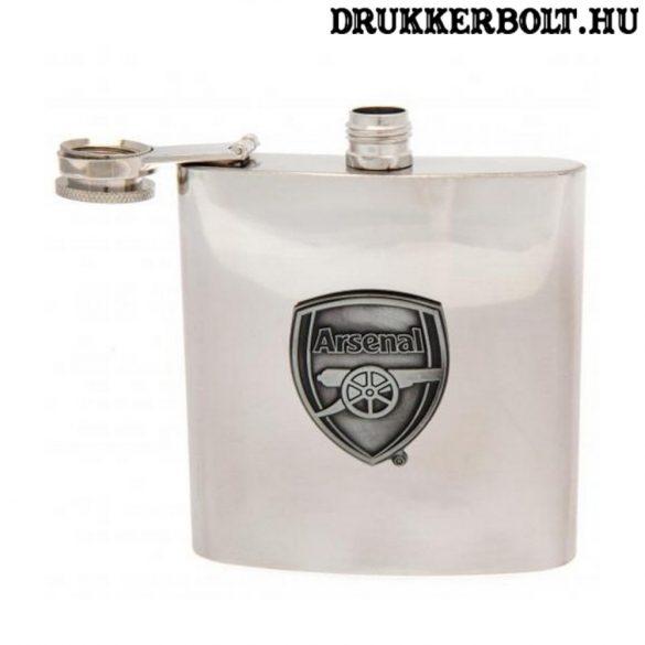 Arsenal FC fém flaska - Arsenal kulacs Gunners címerrel
