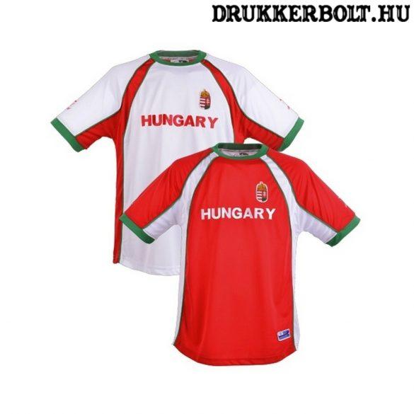 Magyarország kézilabda mez - hímzett Hungary feliratos magyar válogatott mez szurkolóknak (akár feliratozva is)