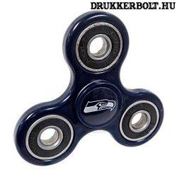Seattle Seahawks fidget spinner - Diztracto Spinnerz ujjpörgettyű kb.2 perces pörgési idővel! - eredeti, hivatalos NFL termék!