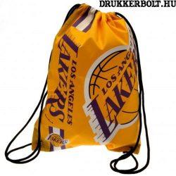 Los Angeles Lakers tornazsák / zsinórtáska - eredeti, hivatalos NBA termék