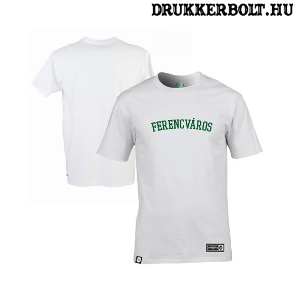 Ferencváros póló - Fradi szurkolói póló (fehér)