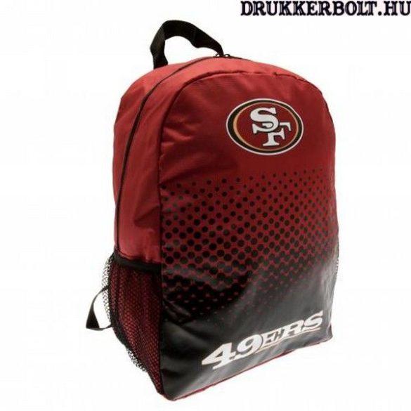 San Francisco 49ers hátizsák / hátitáska - eredeti, hivatalos NFL klubtermék