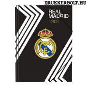 Real Madrid dosszié (A/4)