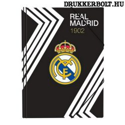 Real Madrid dosszié (A/4)