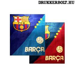 """FC Barcelona takaró """"Barca"""" - hivatalos klubtermék (bordó, kék)"""