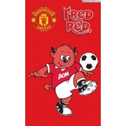 "Manchester United ""Fred the Red"" törölköző / kéztörlő - 30*50 cm"