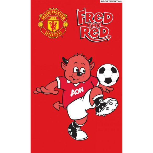 """Manchester United """"Fred the Red"""" törölköző / kéztörlő - 30*50 cm"""
