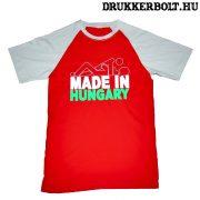 Made in Hungary szurkolói póló - Magyarország szurkolói póló (pamut)
