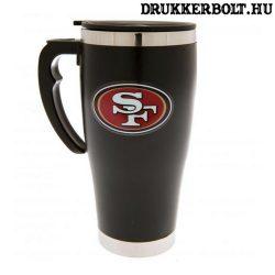 San Francisco 49ers utazó bögre - eredeti NFL termék