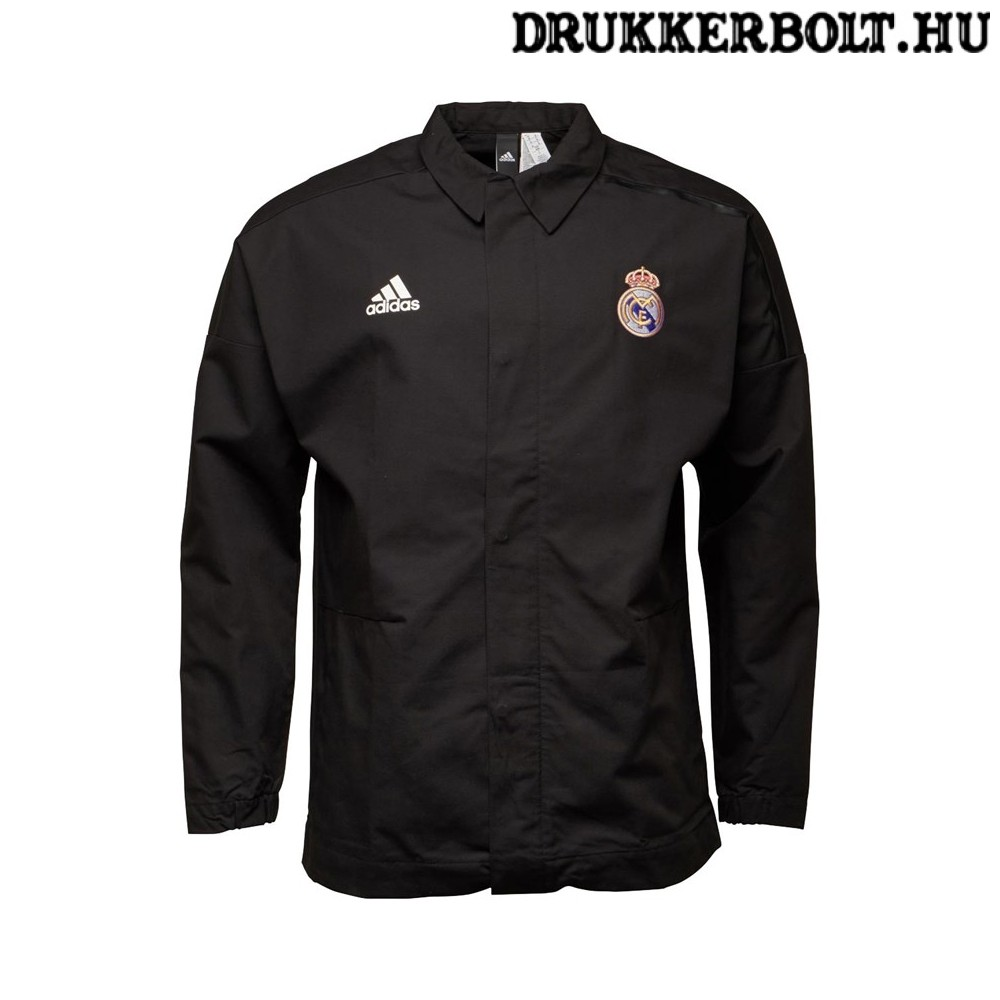9e96d09c89 Adidas Real Madrid tavaszi kabát / széldzseki - eredeti Real Madrid kabát