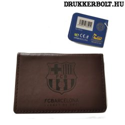 FC Barcelona igazolvány tartó (barna)