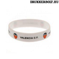 Valencia CF csuklópánt / Valencia szilikon karkötő