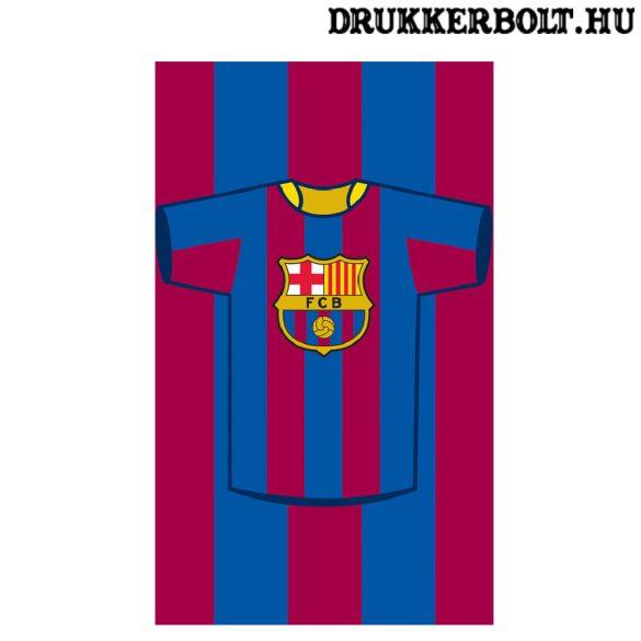 FC Barcelona mez törölköző / kéztörlő - 30*50 cm