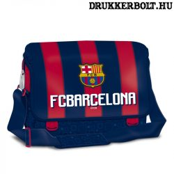 FC Barcelona nagyméretű oldaltáska (liszenszelt FCB klubtermék)