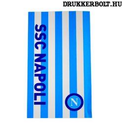 SSC Napoli strandtörölköző (90*170 cm) - óriás mikroszálas Napoli törölköző