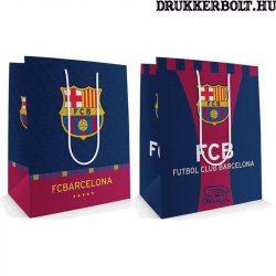 Fc Barcelona díszzacskó / ajándék tasak (közepes)