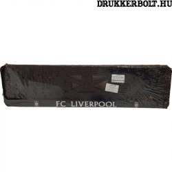 Liverpool rendszámtábla tartó (2 db) - hivatalos, logózott klubtermék