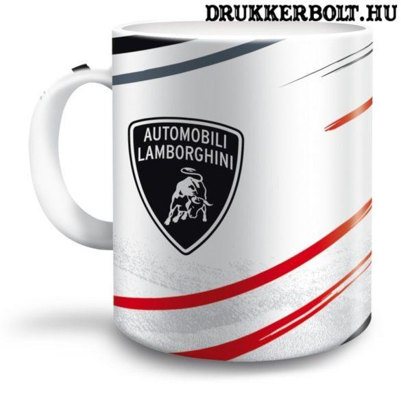 Lamborghini bögre - eredeti Lambo bögre
