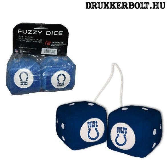 Indianapolis Colts plüss dobókocka - eredeti NFL termék