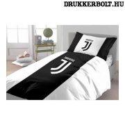"""Juventus """"Black & White"""" ágynemű garnitúra / szett (eredeti klubtermék)"""