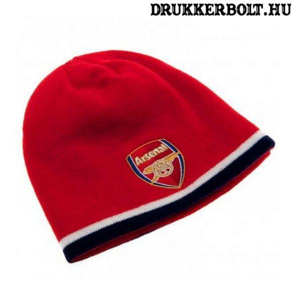 Arsenal FC kifordítható sapka (kötött) - hivatalos, eredeti szurkolói termék!