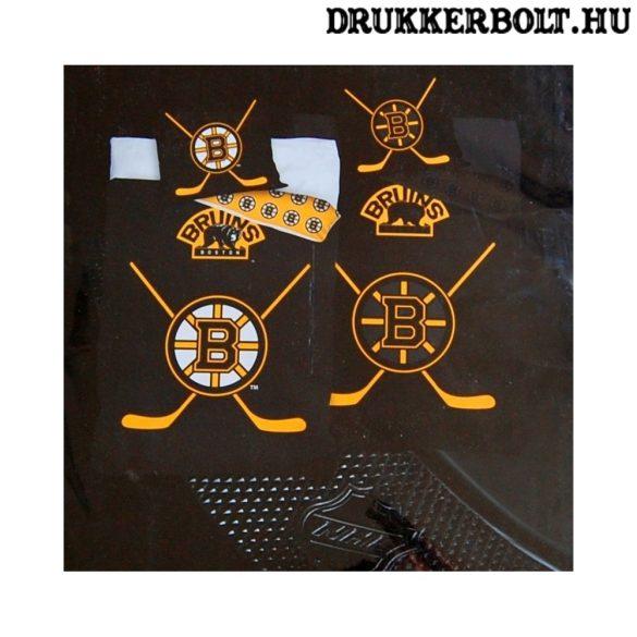 Boston Bruins ágynemű garnitúra / szett - hivatalos NHL termék (100% pamut)