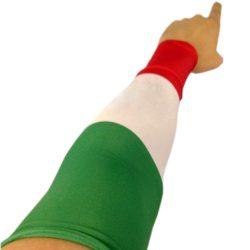 Magyarország karvédő / textil tetoválás - magyar válogatott szurkolói kellék (kartetoválás)