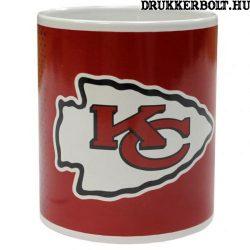 Kansas City Chiefs bögre - hivatalos NFL termék