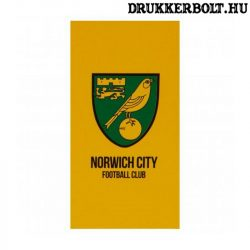 Norwich City strandtörölköző - Norwich City óriás törölköző