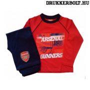 Arsenal gyerek nadrág + póló szett / pizsama - eredeti, hivatalos klubtermék! (5-6 éves)