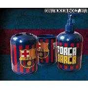 FC Barcelona fürdőszobai szett / tisztasági csomag - eredeti, hivatalos FCB termék