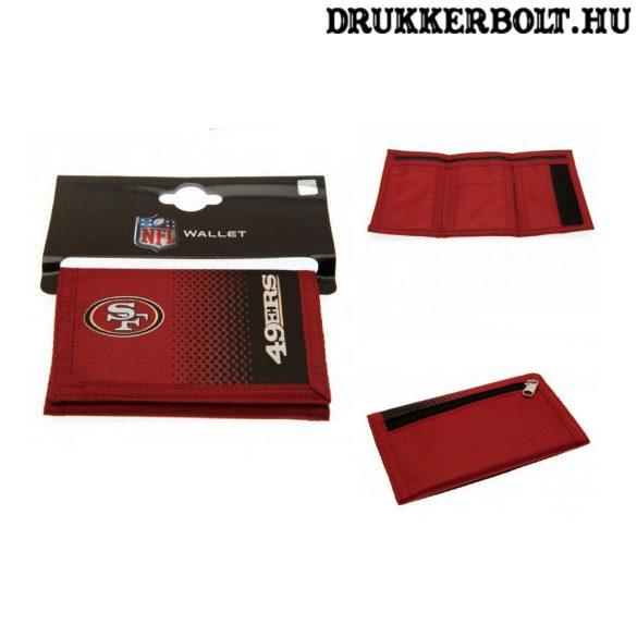 San Francisco 49ers pénztárca (eredeti, hivatalos NFL klubtermék)