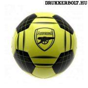 """Arsenal FC """"Fluo"""" labda - normál (5-ös méretű) Arsenal címeres neon focilabda"""