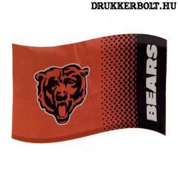 Chicago Bears zászló - NFL zászló (eredeti, hologramos klubtermék)