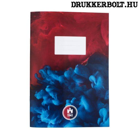 Videoton vonalas füzet (Fehérvár füzet A/4 méretben) - hivatalos Vidi termék