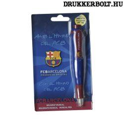 FC Barcelona zenélő toll - liszenszelt klubtermék