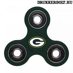 Green Bay Packers fidget spinner - Diztracto Spinnerz ujjpörgettyű kb.2 perces pörgési idővel! - eredeti, hivatalos NFL pörgettyű