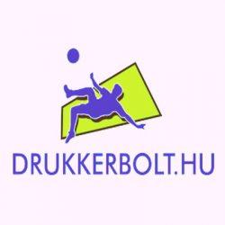 Hungary feliratos galléros póló - Magyarország szurkolói ingnyakú póló (piros)