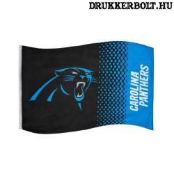 Carolina Panthers zászló -hivatalos  NFL zászló (eredeti, hologramos klubtermék)