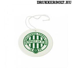 Ferencváros autós illatosító (címer) - Fradi légfrissítő (hivatalos FTC Klubtermék)