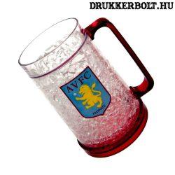Aston Villa fagyasztható söröskorsó - eredeti klubtermék