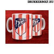 Atletico Madrid bögre - Atletico bögre címerrel