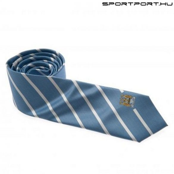 Manchester City nyakkendő - eredeti, limitált kiadású klubtermék!