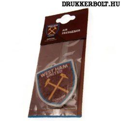 West Ham United autós illatosító / légfrissítő