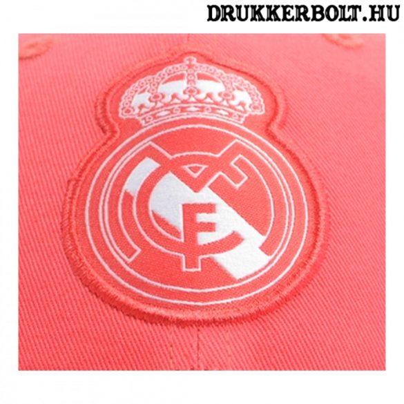 Adidas Real Madrid baseball sapka (piros) - eredeti, hivatalos klubtermék