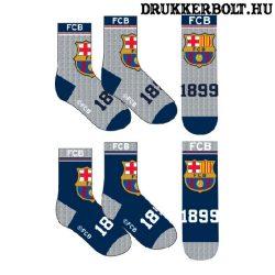 FC Barcelona gyerek zokni (kék) - hivatalos, liszenszelt klubtermék
