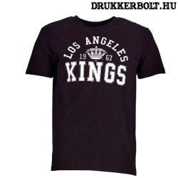 Majestic NHL Los Angeles Kings hivatalos póló - eredeti klubtermék (fekete)