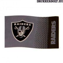 Oakland Raiders óriás zászló - hivatalos NFL termék!