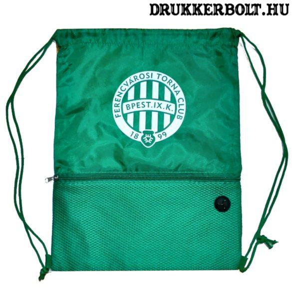 Ferencváros tornazsák / Fradi zsinórtáska - hivatalos FTC klubtermék